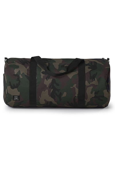 1006 Camo Area Duffel Bag