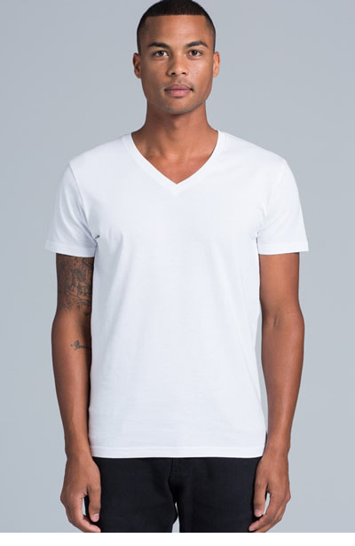 5003 Men's Tarmac V-Neck