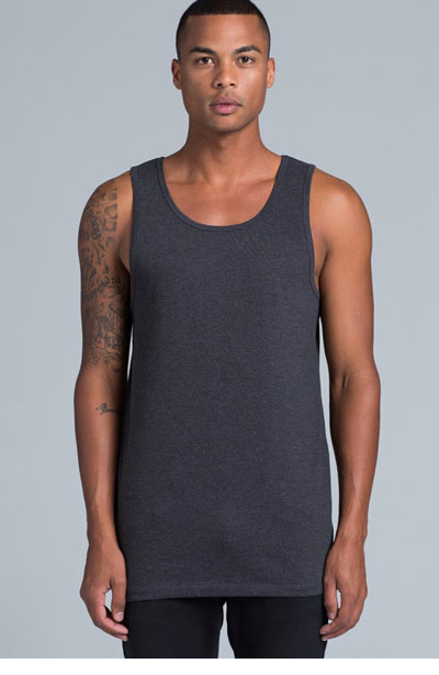 5007 Men\'s Lowdown Singlet