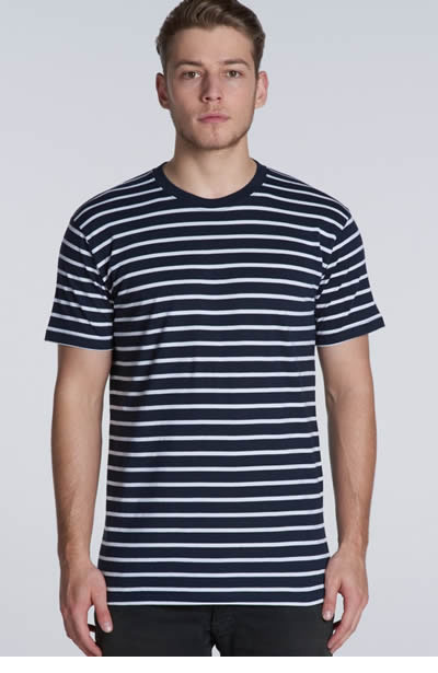5028 Staple Stripe Tee