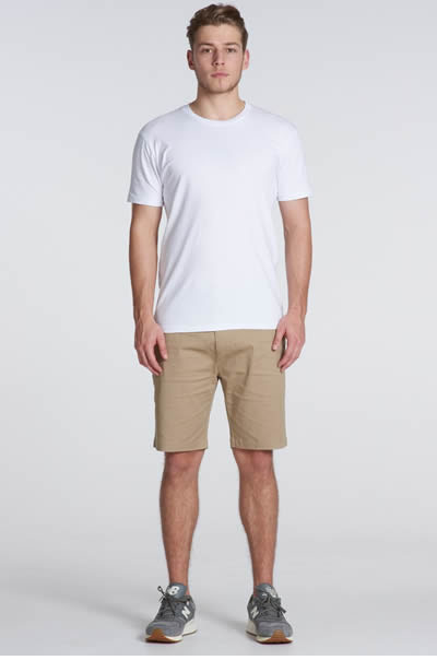 5902 Men's Plain Short