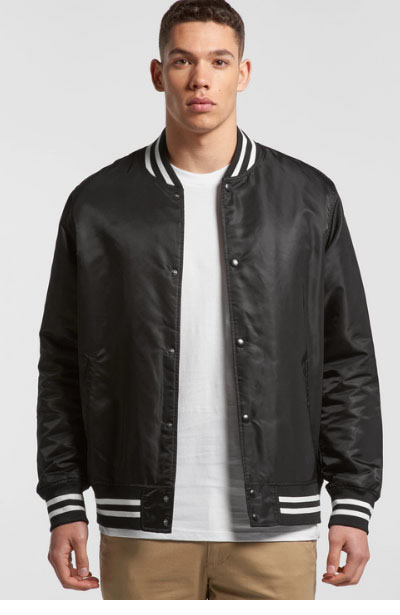 5510 Mens College Bomber